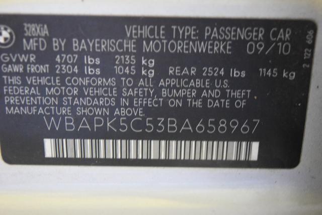 2011 BMW 328i xDrive 4dr Sdn 328i xDrive AWD SULEV Richmond Hill, New York 21