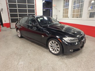 2011 Bmw 328 Xdrive STUNNING BLACK CERTIFIED W/WARRANTY Saint Louis Park, MN