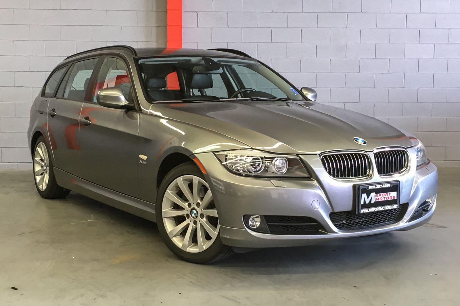 BMW I XDrive Wagon City CA M Sport Motors - 2011 bmw 328i m sport package