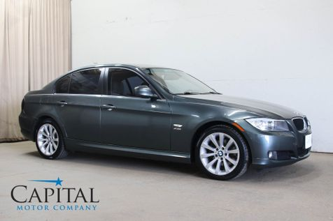 2011 BMW 328xi xDrive AWD w/Heated Seats, Heated Steering Wheel, Moonroof and HiFi Sound System in Eau Claire