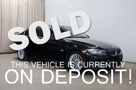 2011 BMW 335d Turbo Clean Diesel w/Navigation, Heated Seats & Steering Wheel, Xenons & Gets 36MPG in Eau Claire