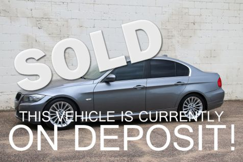 2011 BMW 335d Turbo Clean Diesel w/Navigation, Heated Seats, Moonroof and Two-Tone Interior in Eau Claire
