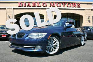 2011 BMW 335i Hardtop Convertible with Sport, Premium, Navigation | San Ramon, California | Diablo Motors