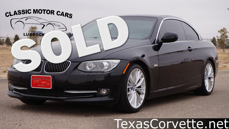 2011 BMW 335i  | Lubbock, Texas | Classic Motor Cars