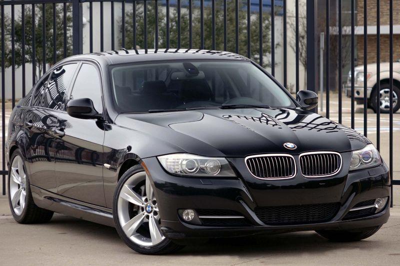 BMW I Sport Pkg NAV HTD Seats EZ Finance Plano TX - 2011 bmw 335i