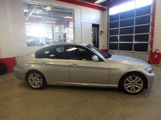 2011 Bmw 335i Xdrive Cold Weather PKG, SPORT SEATS NAV, HEATED STEERING Saint Louis Park, MN 8