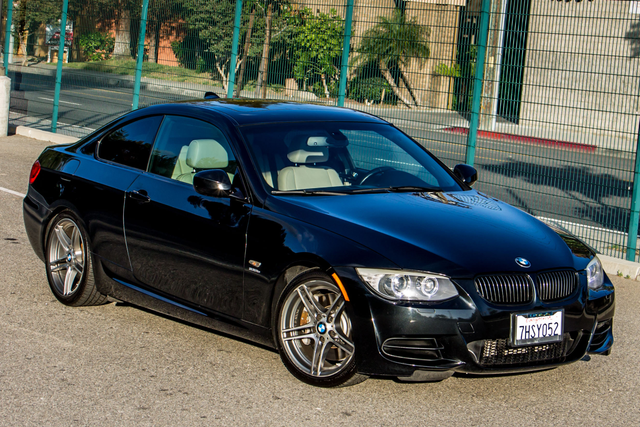 2011 BMW 335is  DUAL CLUTCH - 71K MILES - XENON - HTD STS Reseda, CA 41