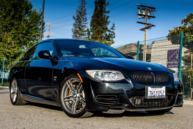2011 BMW 335is  DUAL CLUTCH - 71K MILES - XENON - HTD STS Reseda, CA 40