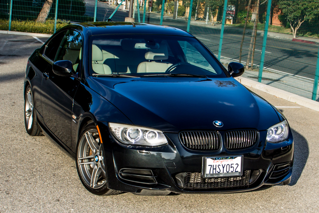 2011 BMW 335is  DUAL CLUTCH - 71K MILES - XENON - HTD STS Reseda, CA 39