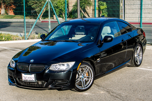 2011 BMW 335is  DUAL CLUTCH - 71K MILES - XENON - HTD STS Reseda, CA 1