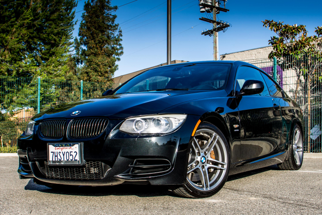 2011 BMW 335is  DUAL CLUTCH - 71K MILES - XENON - HTD STS Reseda, CA 37