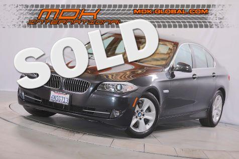 2011 BMW 528i - Premium - Navigation - Only 40K miles in Los Angeles
