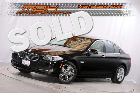 2011 BMW 528i - Navigation - Tech pkg - Only 28K miles in Los Angeles