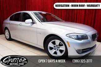 2011 BMW 528i  | Daytona Beach, FL | Spanos Motors-[ 2 ]