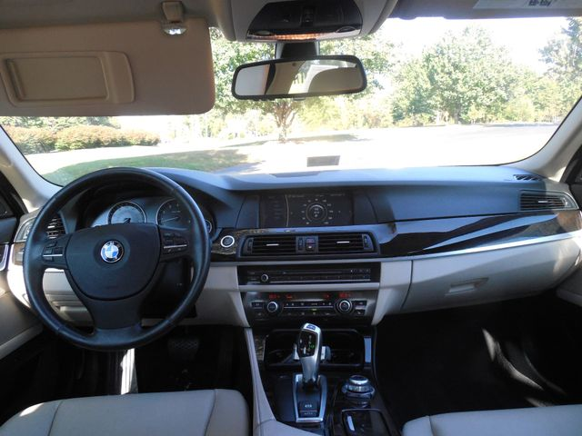 2011 BMW 528i Leesburg, Virginia 8