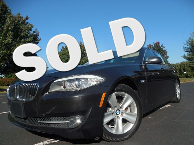 2011 BMW 528i Leesburg, Virginia 0