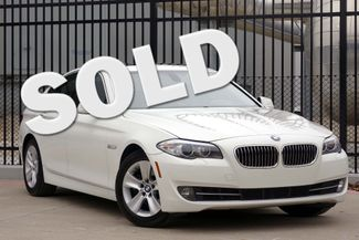 2011 BMW 528i 1-OWNER * Navigation * Sunroof * Cold Weather Pkg Plano, Texas