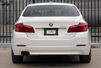 2011 BMW 528i 1-OWNER * Navigation * Sunroof * Cold Weather Pkg Plano, Texas 7