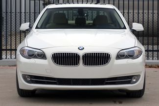 2011 BMW 528i 1-OWNER * Navigation * Sunroof * Cold Weather Pkg Plano, Texas 6