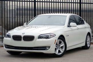 2011 BMW 528i 1-OWNER * Navigation * Sunroof * Cold Weather Pkg Plano, Texas 1