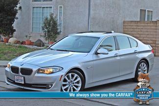 2011 BMW 528I PREMIUM PKG XENON NAVIGATION ALLOY WHEELS SERIVCE RECORDS Woodland Hills, CA