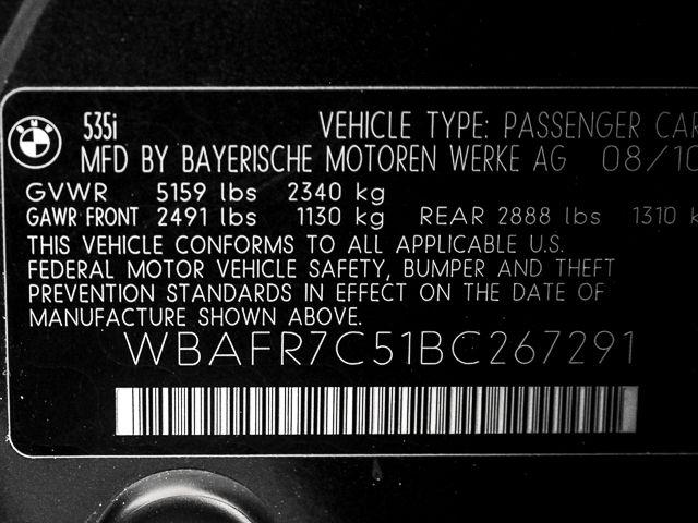 2011 BMW 535i Burbank, CA 28