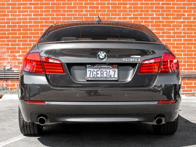 2011 BMW 535i Burbank, CA 3