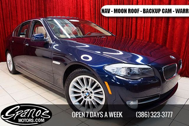 2011 BMW 535i Daytona Beach, FL 0