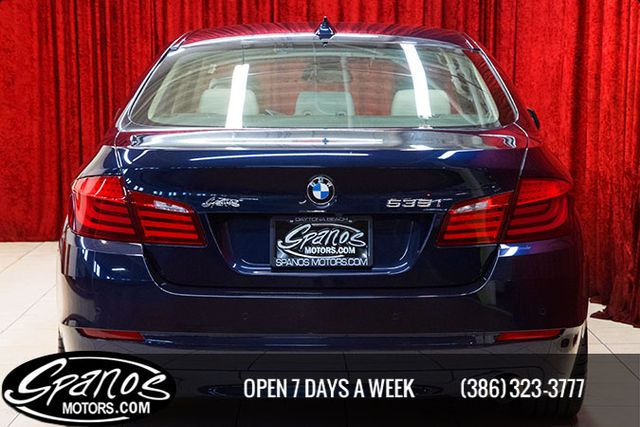 2011 BMW 535i Daytona Beach, FL 4