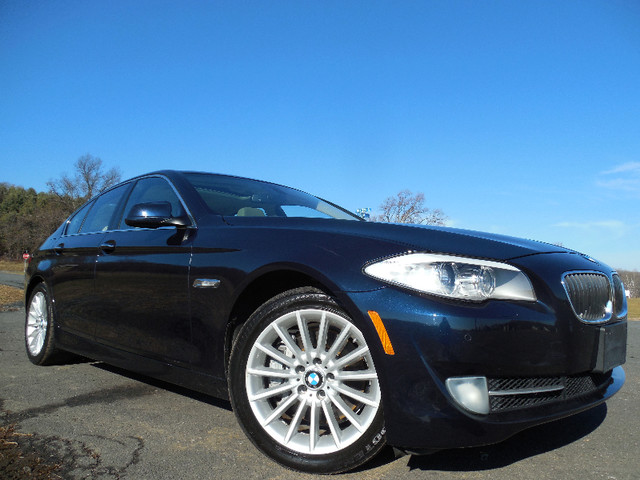 2011 BMW 535i Leesburg, Virginia 1