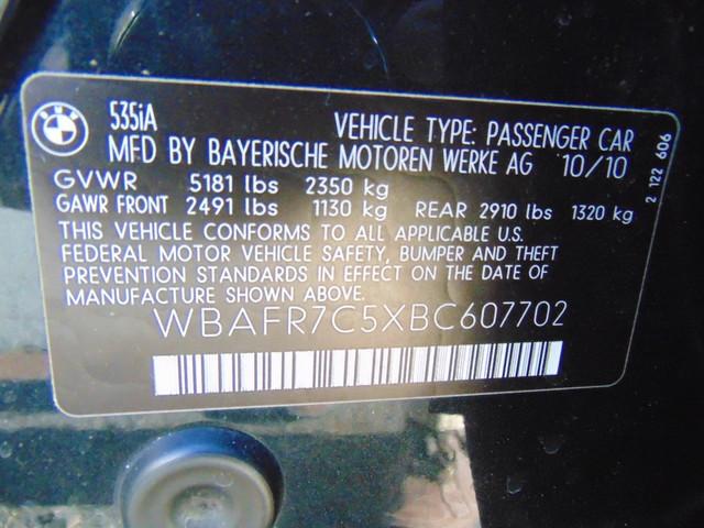 2011 BMW 535i Leesburg, Virginia 38