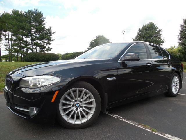 2011 BMW 535i 6-Speed Leesburg, Virginia 1