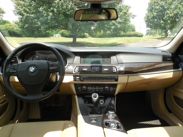 2011 BMW 535i 6-Speed Leesburg, Virginia 16