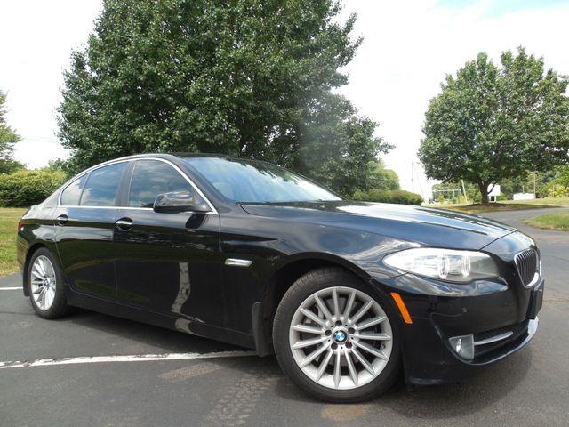 2011 BMW 535i 6-Speed Leesburg, Virginia 0
