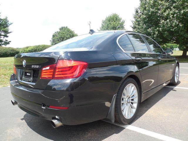 2011 BMW 535i 6-Speed Leesburg, Virginia 2