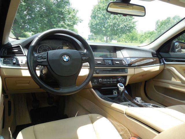 2011 BMW 535i 6-Speed Leesburg, Virginia 13