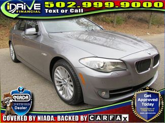 2011 BMW 535i 535i Sedan 4D | Louisville, Kentucky | iDrive Financial in Lousiville Kentucky