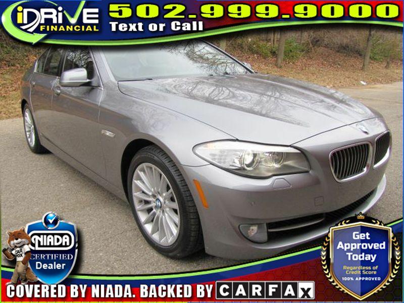 2011 BMW 535i 535i Sedan 4D   Louisville, Kentucky   iDrive Financial in Louisville Kentucky