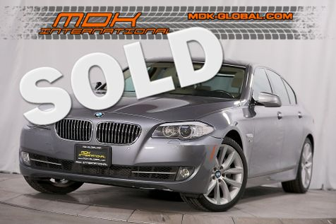 2011 BMW 535i xDrive - Sport - Navigation - Comfort seats in Los Angeles