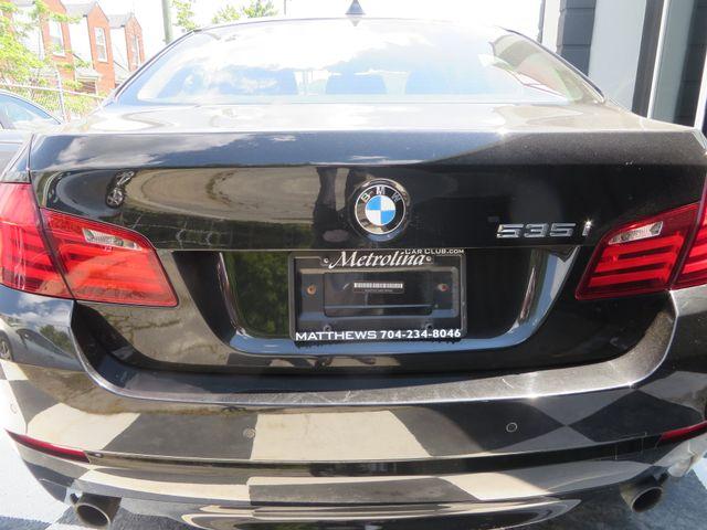 2011 BMW 535i xDrive Charlotte-Matthews, North Carolina 5