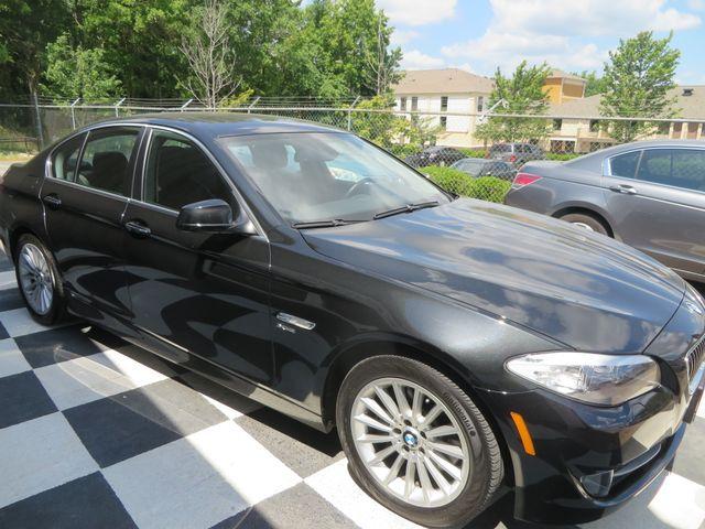 2011 BMW 535i xDrive Charlotte-Matthews, North Carolina 6