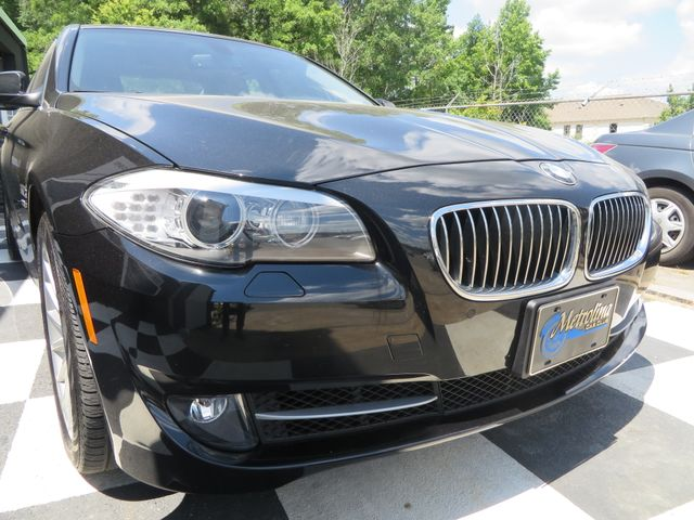 2011 BMW 535i xDrive Charlotte-Matthews, North Carolina 8