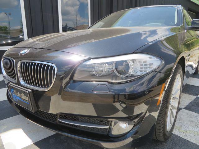 2011 BMW 535i xDrive Charlotte-Matthews, North Carolina 9