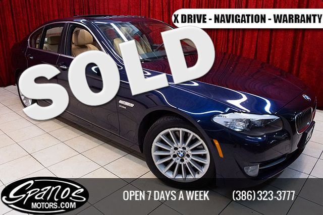 2011 BMW 535i xDrive Daytona Beach, FL 0