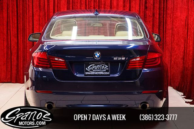 2011 BMW 535i xDrive Daytona Beach, FL 4