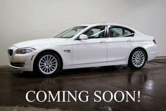 2011 BMW 535xi xDrive AWD Luxury Car w/Navigation, in Eau Claire, Wisconsin