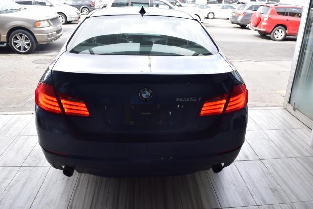 2011 BMW 535i xDrive 4dr Sdn 535i xDrive AWD Richmond Hill, New York 4