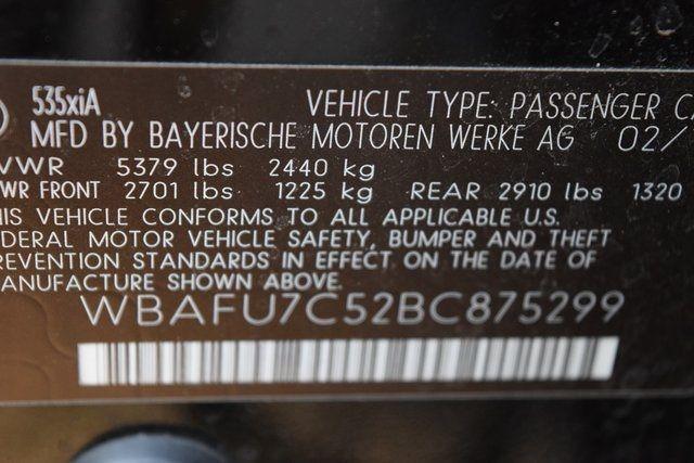 2011 BMW 535i xDrive 535i xDrive Richmond Hill, New York 33