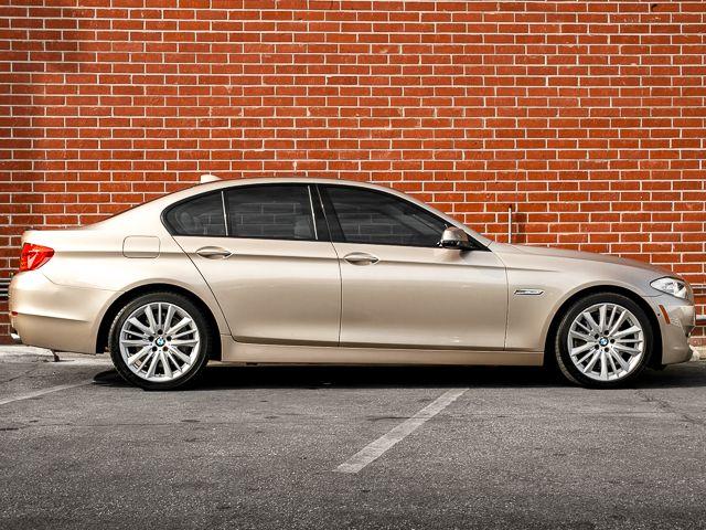 2011 BMW 550i Burbank, CA 4
