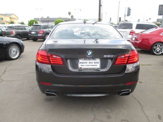2011 BMW 550i Sport Sedan Costa Mesa, California 3